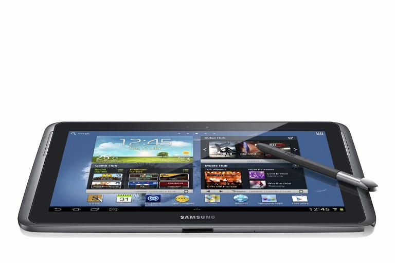 Samsung lanza nueva tableta Galaxy Note 10.1