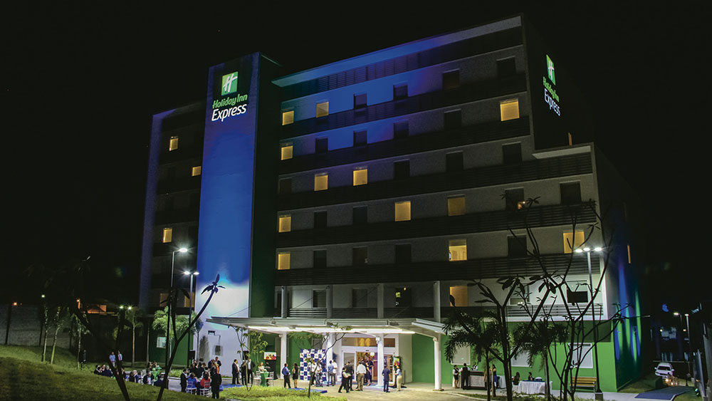 Holiday Inn Express Managua ideal para viajeros de negocio