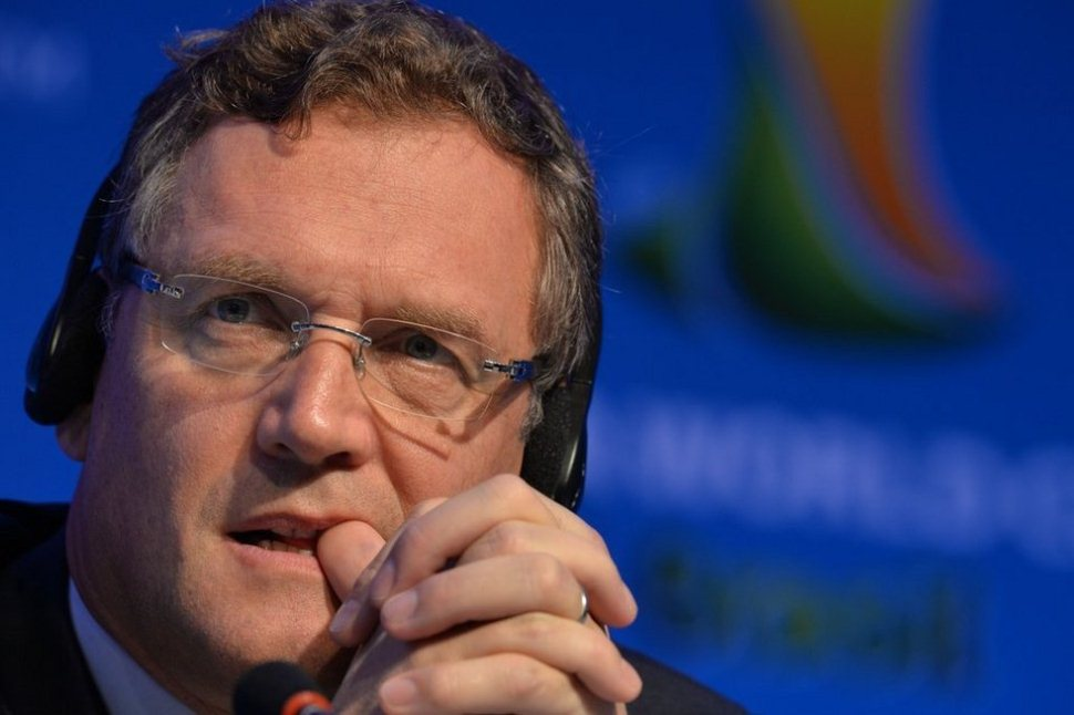 La FIFA destituye a Valcke como secretario general