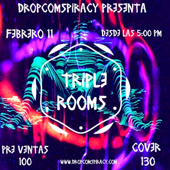 TRIPLE ROOMS