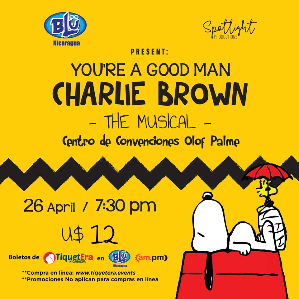 You're A Good Man Charlie Brown - The Musical