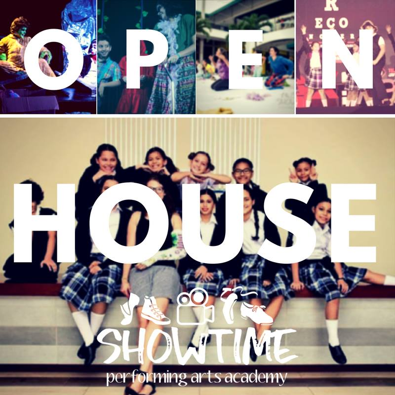 Showtime: El Open House
