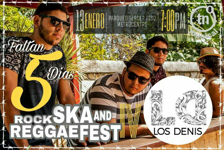 ROCK SKA AND REGGAE FEST IV